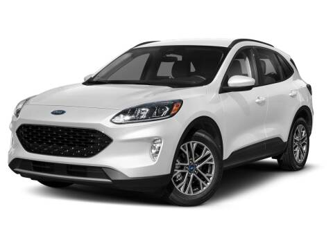 2021 Ford Escape for sale at West Motor Company - West Motor Ford in Preston ID