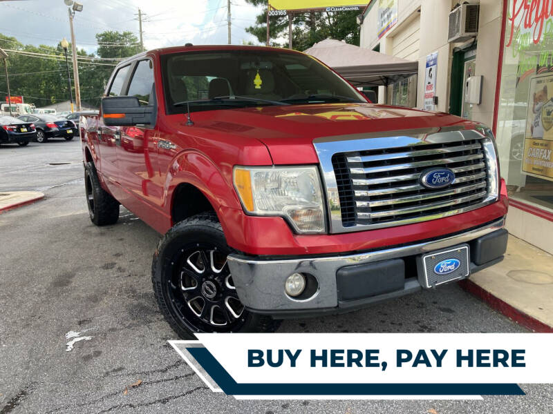2010 Ford F-150 for sale at Automan Auto Sales, LLC in Norcross GA
