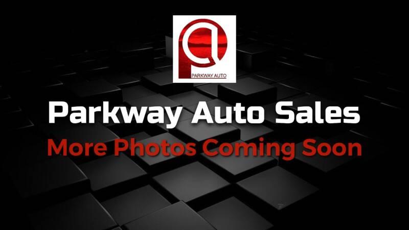 2017 Chevrolet Silverado 1500 for sale at Parkway Auto Sales, Inc. in Morristown TN