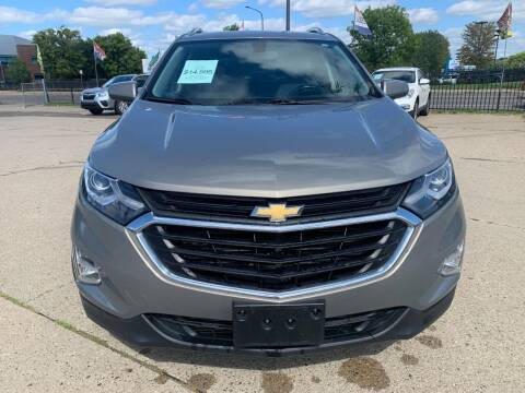 2018 Chevrolet Equinox for sale at Minuteman Auto Sales in Saint Paul MN