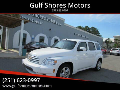 2011 Chevrolet HHR for sale at Gulf Shores Motors in Gulf Shores AL