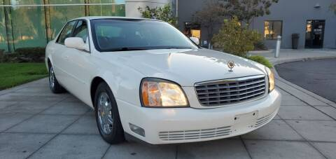 2004 Cadillac DeVille for sale at Top Motors in San Jose CA