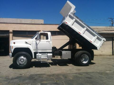 1993 Ford F-750 Super Duty for sale at Vehicle Center in Rosemead CA