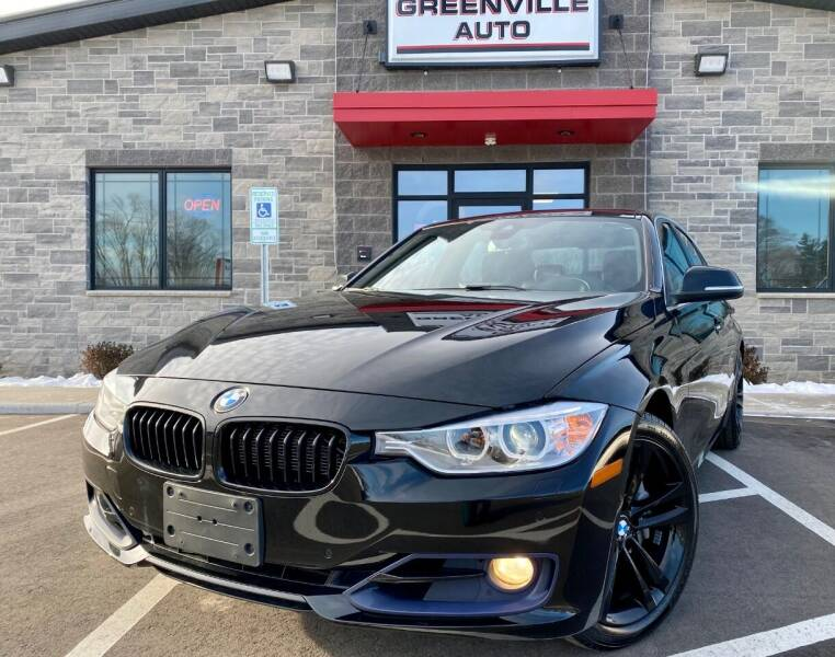 2015 BMW 3 Series for sale at GREENVILLE AUTO in Greenville WI