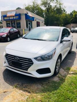 2019 Hyundai Accent for sale at Capital Car Sales of Columbia in Columbia SC