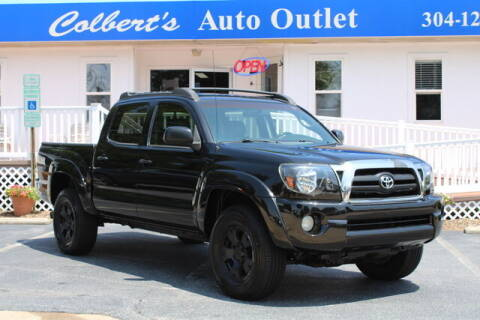 2005 Toyota Tacoma for sale at Colbert's Auto Outlet in Hickory NC