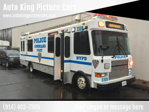 2006 Freightliner Startrans Police CC for sale at Auto King Picture Cars - Rental in Westchester County NY