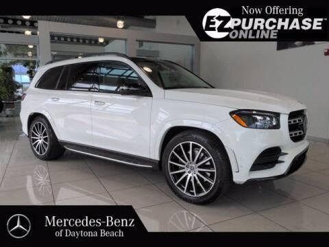2020 Mercedes-Benz GLS for sale at Mercedes-Benz of Daytona Beach in Daytona Beach FL