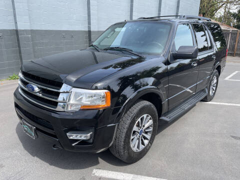 2017 Ford Expedition for sale at APX Auto Brokers in Lynnwood WA