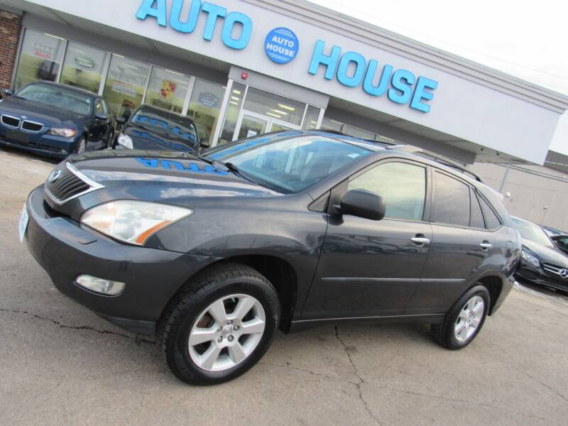 2009 Lexus RX 350 for sale at Auto House Motors in Downers Grove IL