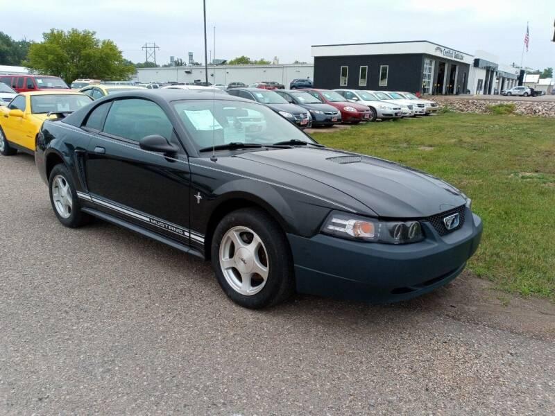 2001 Ford Mustang for sale at L & J Motors in Mandan ND