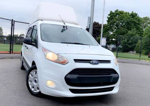 2017 Ford Transit Connect Cargo for sale at Maxima Auto Sales in Malden MA