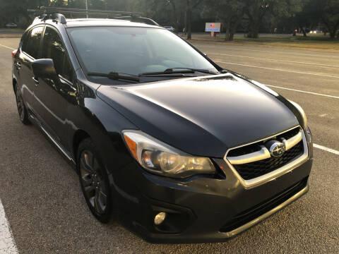 2012 Subaru Impreza for sale at PRESTIGE AUTOPLEX LLC in Austin TX
