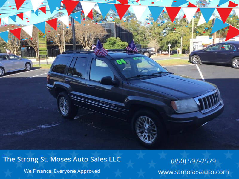 2004 Jeep Grand Cherokee for sale at The Strong St. Moses Auto Sales LLC in Tallahassee FL