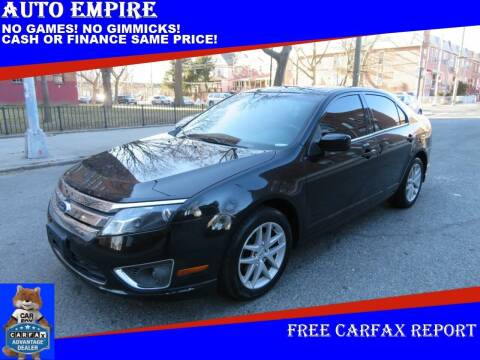 2011 Ford Fusion for sale at Auto Empire in Brooklyn NY