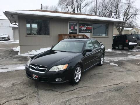 2008 Subaru Legacy for sale at Big Red Auto Sales in Papillion NE