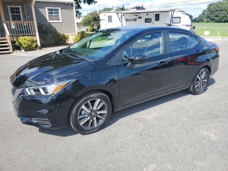 2021 Nissan Versa for sale at G. B. ENTERPRISES LLC in Crossville AL