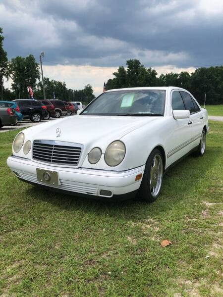 1996 Mercedes-Benz E-Class for sale at IH Auto Sales in Jacksonville NC