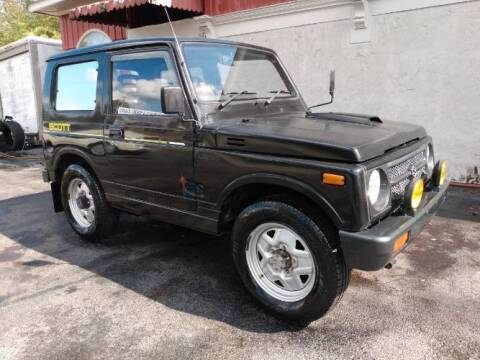 1992 Suzuki Jimmy for sale at Classic Car Deals in Cadillac MI