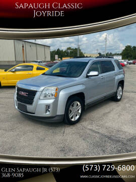 2011 GMC Terrain for sale at Sapaugh Classic Joyride in Salem MO