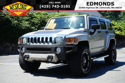 2008 HUMMER H3 for sale at West Coast Auto Works in Edmonds WA