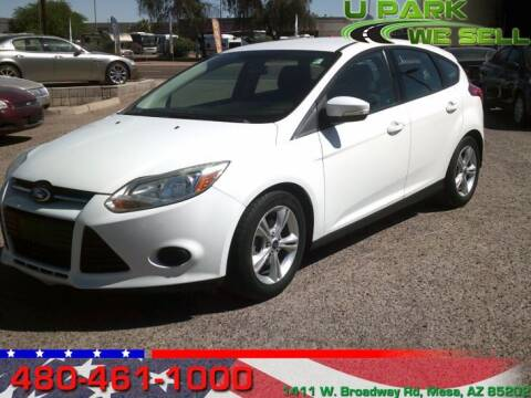 2014 Ford Focus for sale at UPARK WE SELL AZ in Mesa AZ