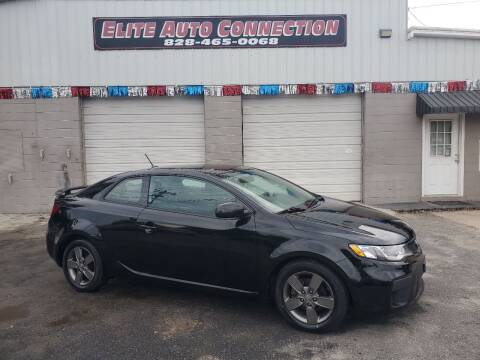 2012 Kia Forte Koup for sale at Elite Auto Connection in Conover NC