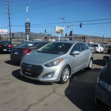2013 Hyundai Elantra GT for sale at Luxor Motors Inc in Pacoima CA