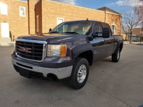 2010 GMC Sierra 2500HD for sale at KHAN'S AUTO LLC in Worland WY