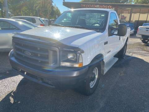 2003 Ford F-350 Super Duty for sale at Exotic Motors in Redmond WA