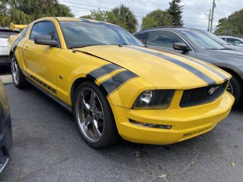 2005 Ford Mustang for sale at Mike Auto Sales in West Palm Beach FL