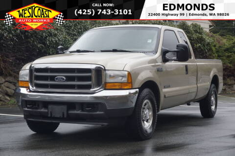 2001 Ford F-250 Super Duty for sale at West Coast Auto Works in Edmonds WA