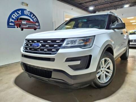 2016 Ford Explorer for sale at Italy Blue Auto Sales llc in Miami FL