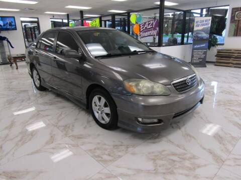 2006 Toyota Corolla for sale at Dealer One Auto Credit in Oklahoma City OK