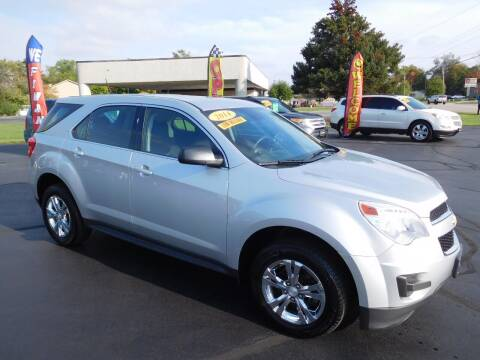 2014 Chevrolet Equinox for sale at North State Motors in Belvidere IL
