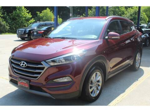 2016 Hyundai Tucson for sale at Inline Auto Sales in Fuquay Varina NC