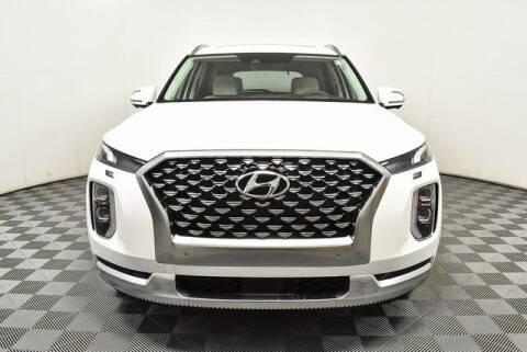 2021 Hyundai Palisade for sale at Southern Auto Solutions-Jim Ellis Hyundai in Marietta GA