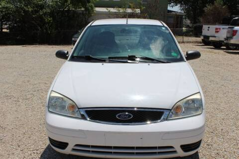 2007 Ford Focus for sale at Bailey & Sons Motor Co in Lyndon KS