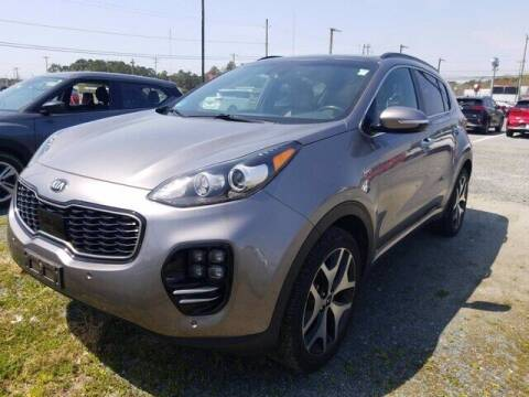 2018 Kia Sportage for sale at Hickory Used Car Superstore in Hickory NC
