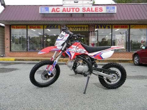 2020 Apollo 4562 X19 for sale at A C Auto Sales in Elkton MD