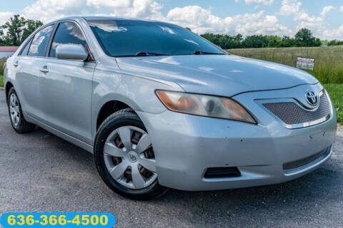 2007 Toyota Camry for sale at Fruendly Auto Source in Moscow Mills MO