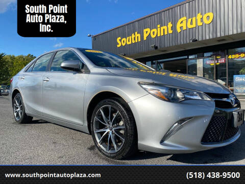 2015 Toyota Camry for sale at South Point Auto Plaza, Inc. in Albany NY