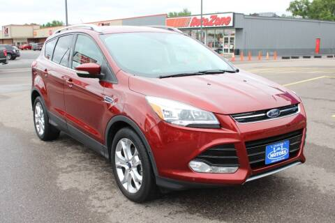 2016 Ford Escape for sale at L & L MOTORS LLC - REGULAR INVENTORY in Wisconsin Rapids WI