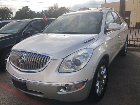 2011 Buick Enclave for sale at Auto Access in Irving TX