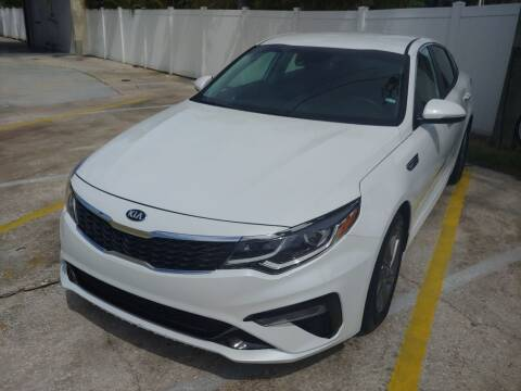 2020 Kia Optima for sale at Autos by Tom in Largo FL