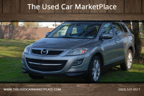 2012 Mazda CX-9 for sale at The Used Car MarketPlace in Newberg OR