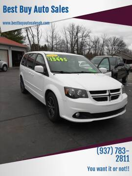 2017 Dodge Grand Caravan for sale at Best Buy Auto Sales in Midland OH