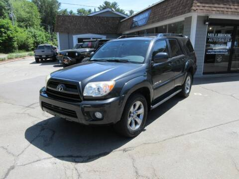 2009 Toyota 4Runner for sale at Millbrook Auto Sales in Duxbury MA