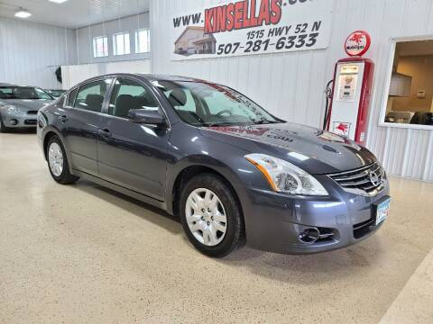 2012 Nissan Altima for sale at Kinsellas Auto Sales in Rochester MN