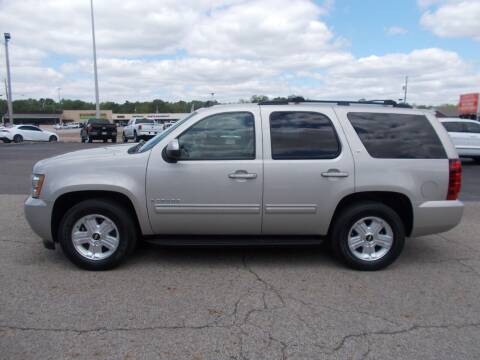 2009 Chevrolet Tahoe for sale at West TN Automotive in Dresden TN